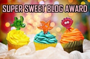 Super Sweet Blog Award