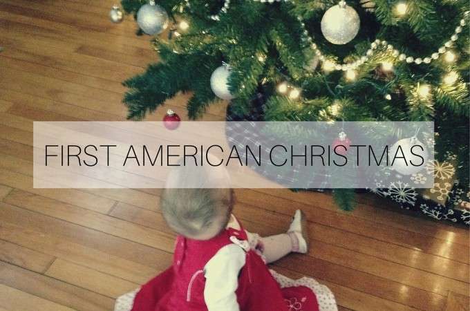 Our first American Christmas