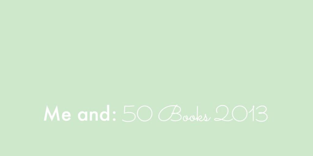 50 Books 2013