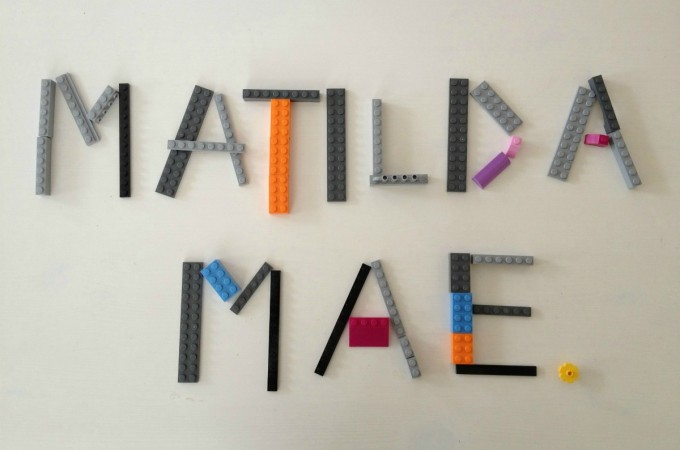 In memory of Matilda Mae