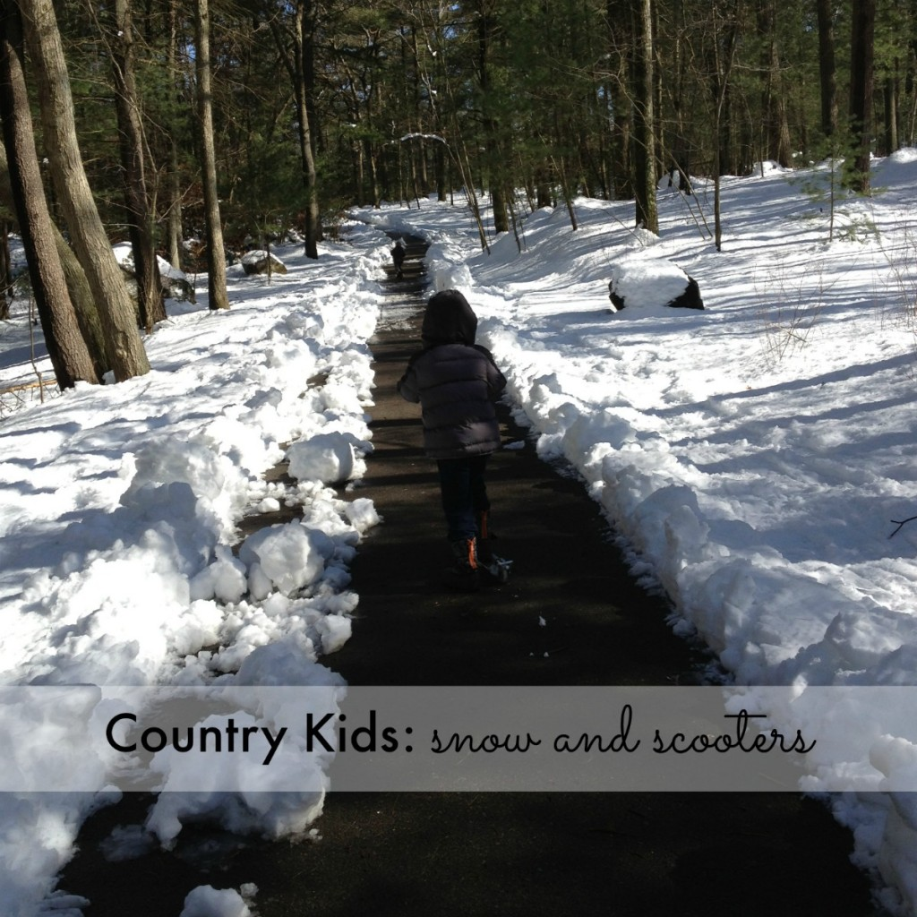 Country Kids Snow and Scooters