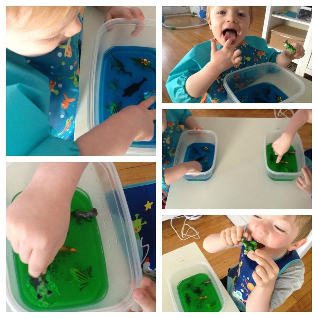 4. Taste Testing the Jello