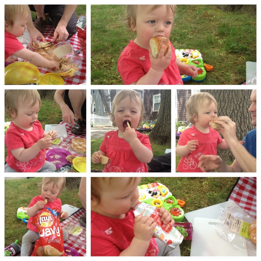 First Picnic 3