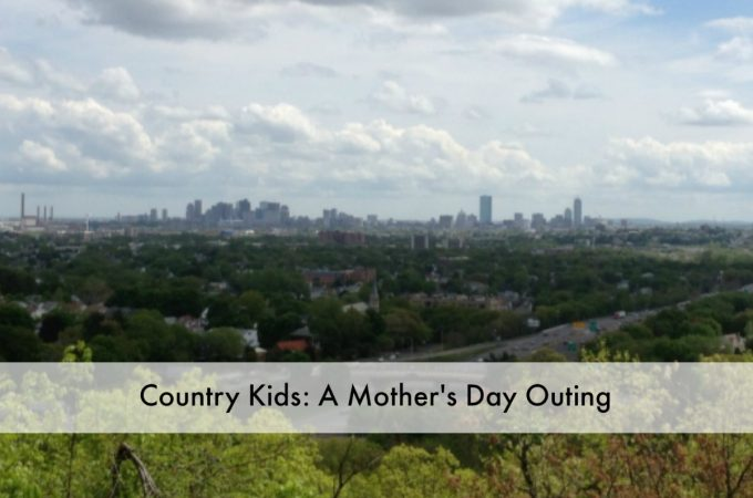 Country Kids: a Mother's Day outing