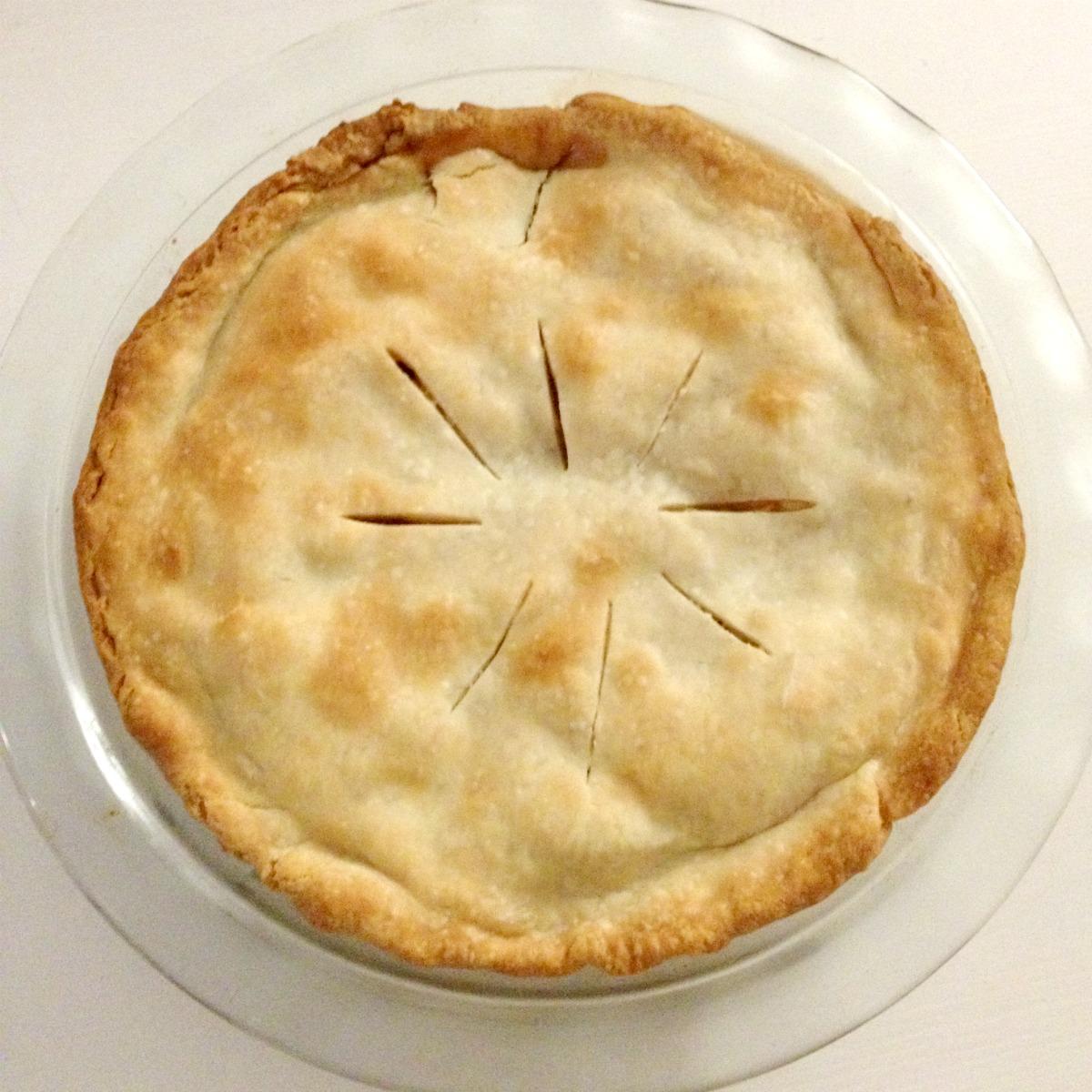 Easy Apple Pie 1
