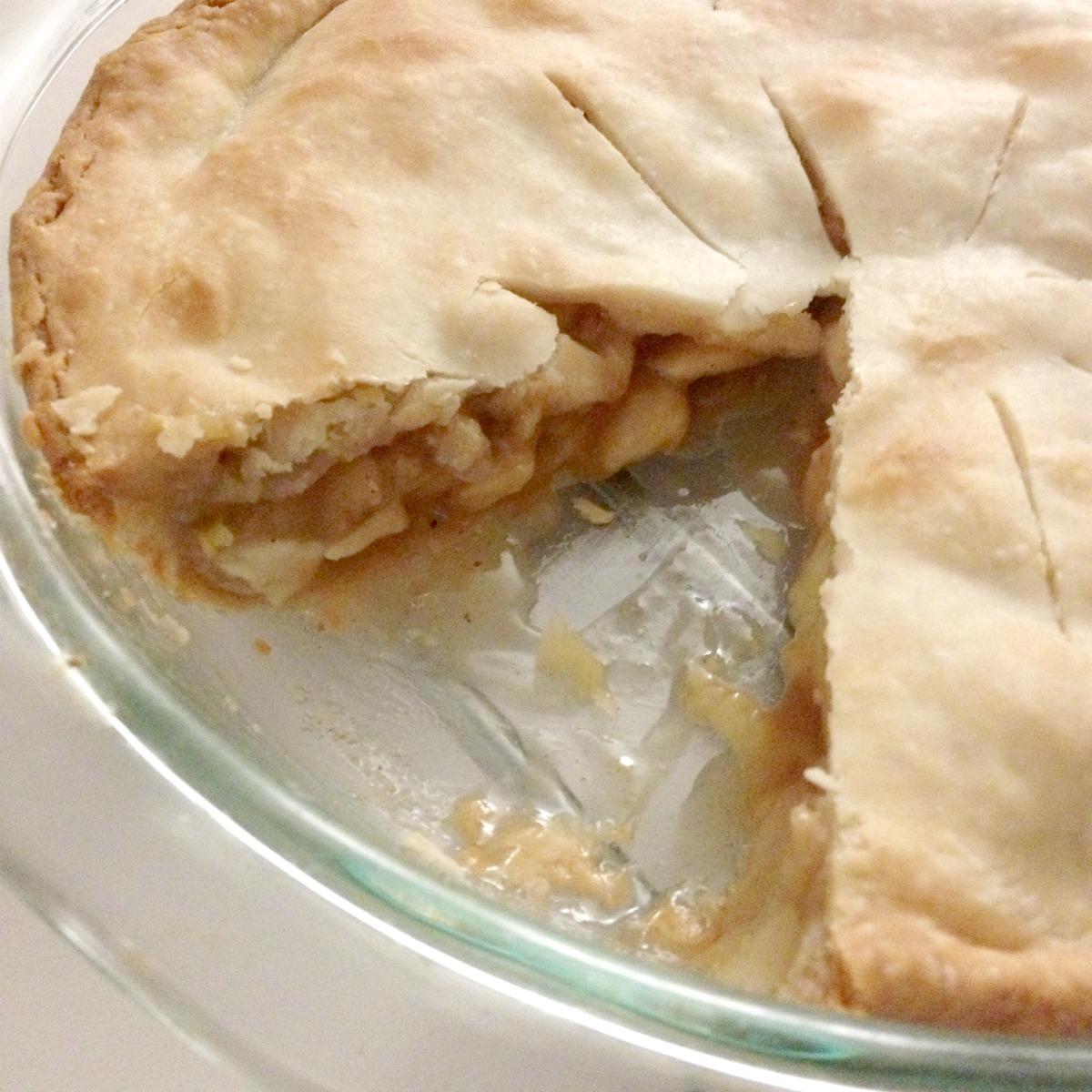 Easy Apple Pie 2
