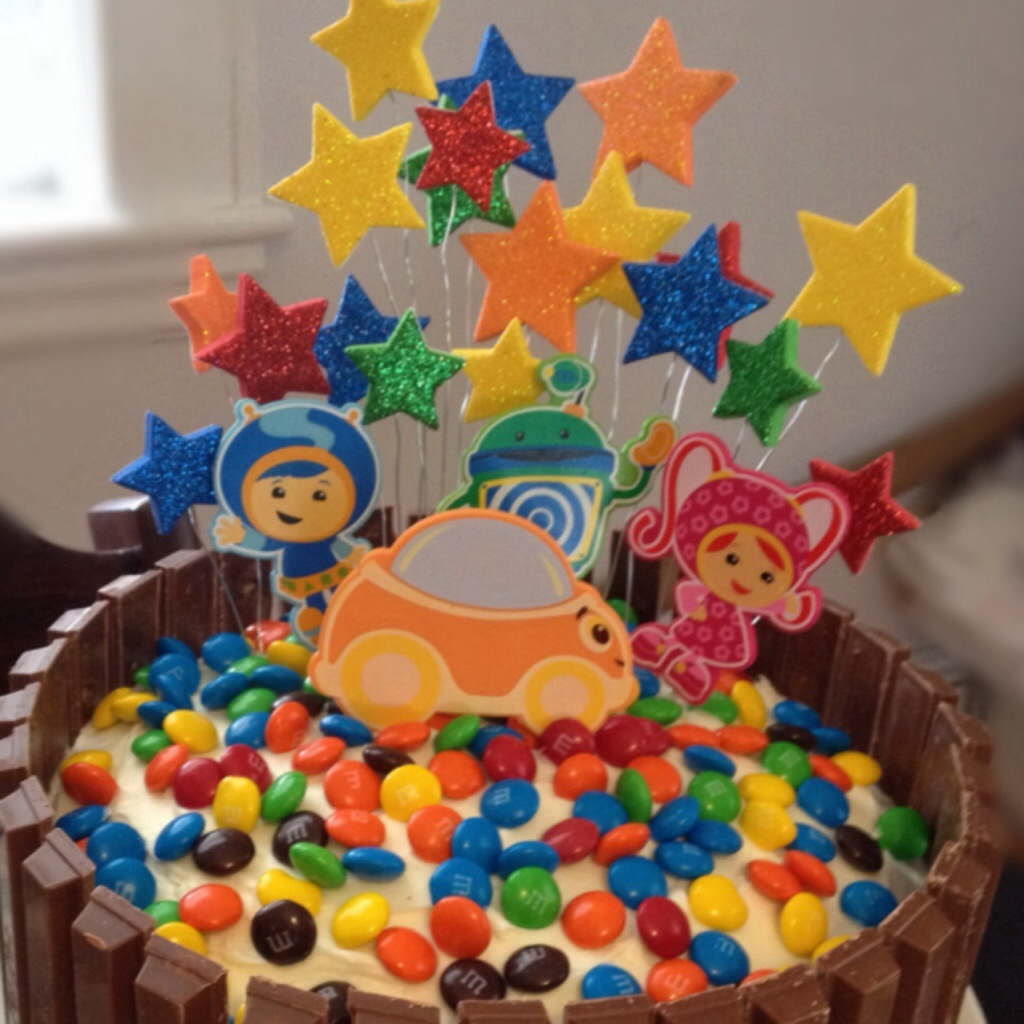 A Team Umizoomi Birthday Mission