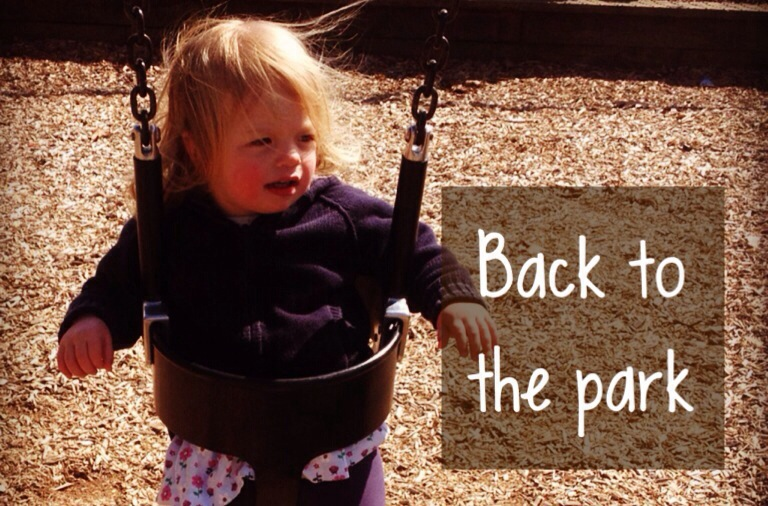 Country Kids: back to the park