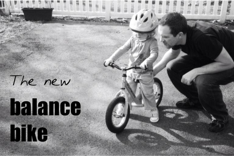Country Kids: the new balance bike