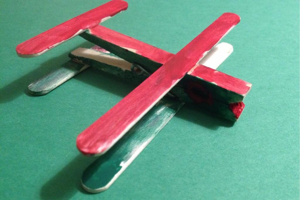 Aeroplane 5