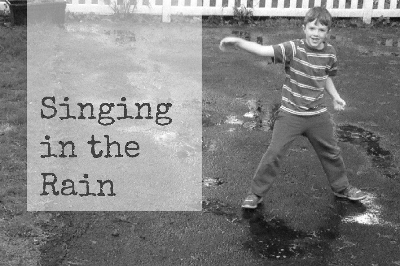 Country Kids: dancing in the sun and singing in the rain!