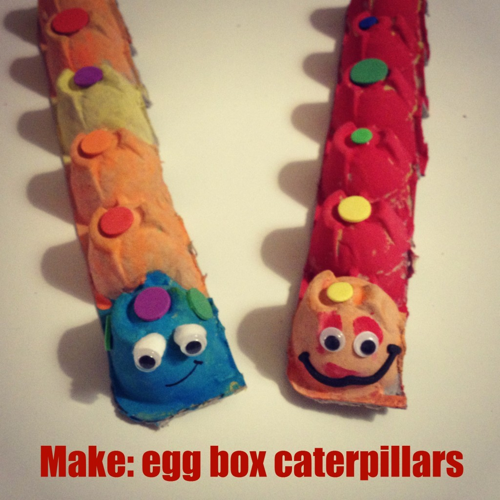 Egg Box Caterpillars