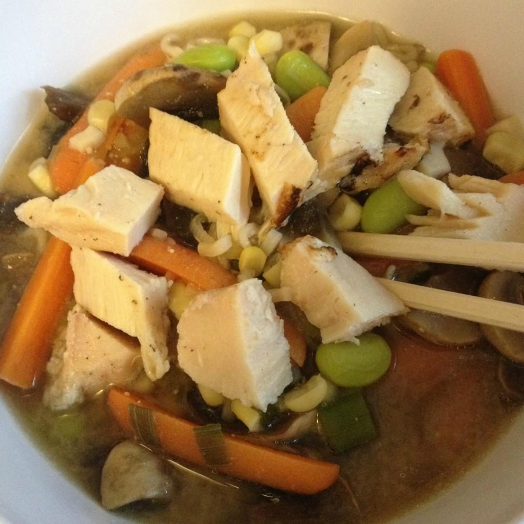 Miso Soup Served 1