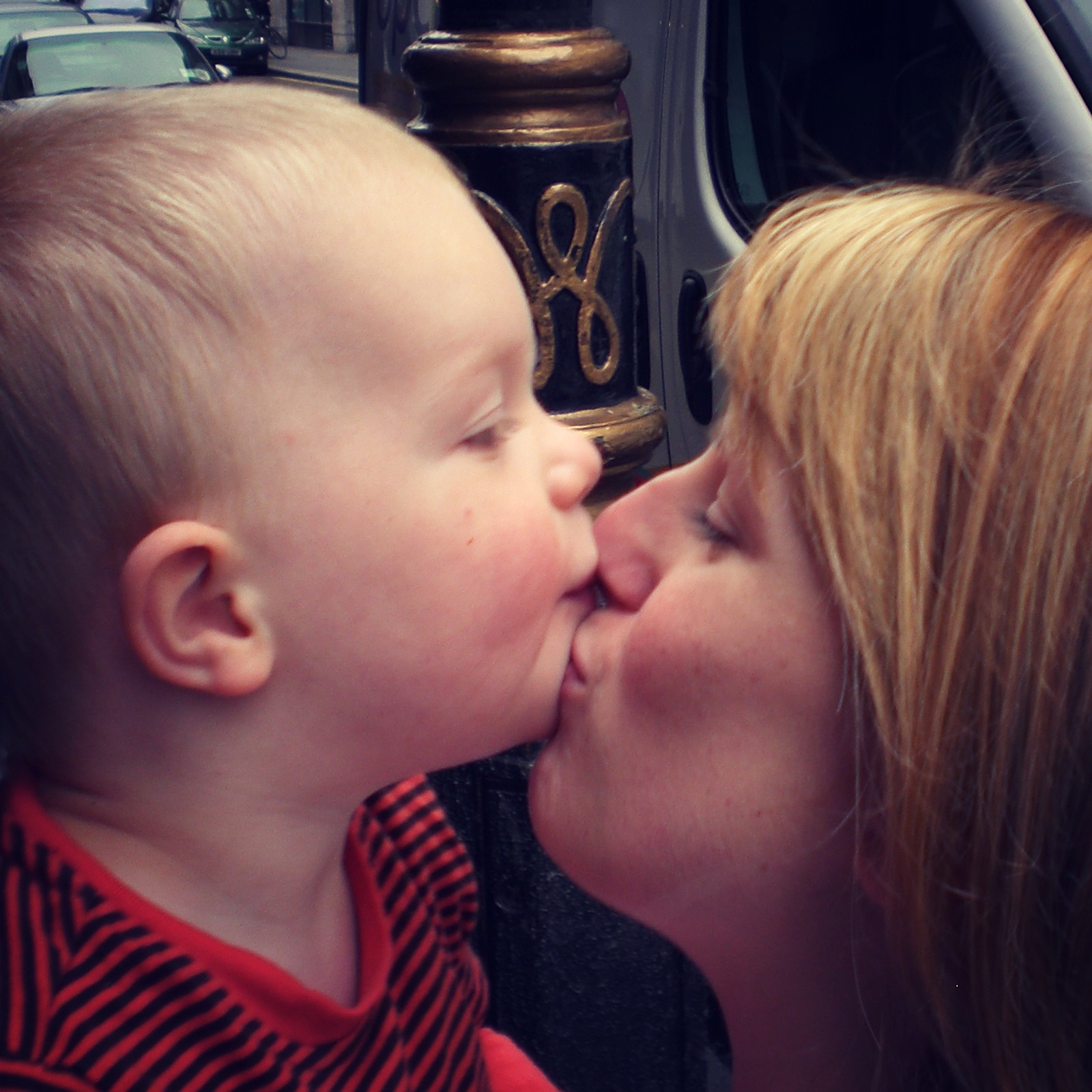 Alphabet Photography Project: K is for… Kiss