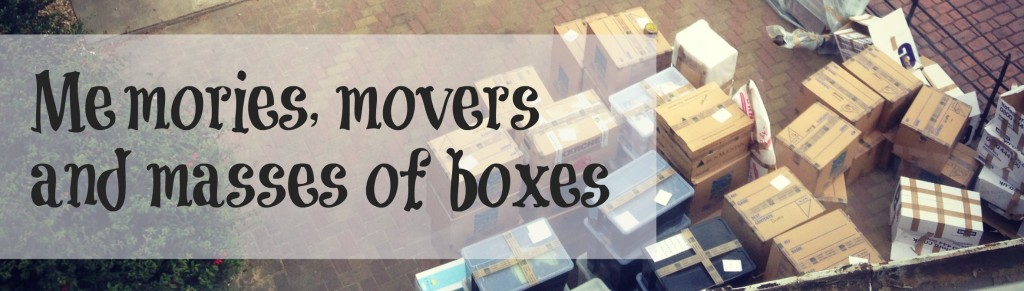 Memories, movers and masses of boxes