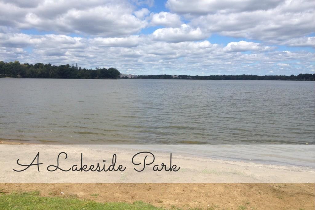 A Lakeside Park