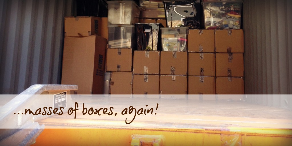 Masses of boxes again
