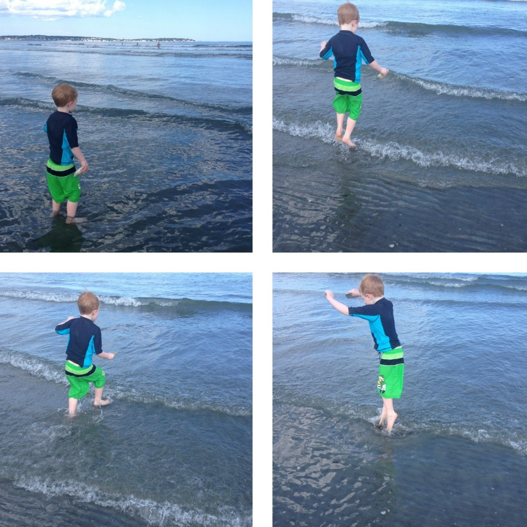 Wave Jumping