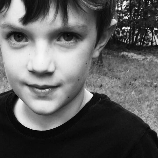 My gorgeous boy :) #silentsunday #mysundayphoto #bwphotoproject #betterphotoproject
