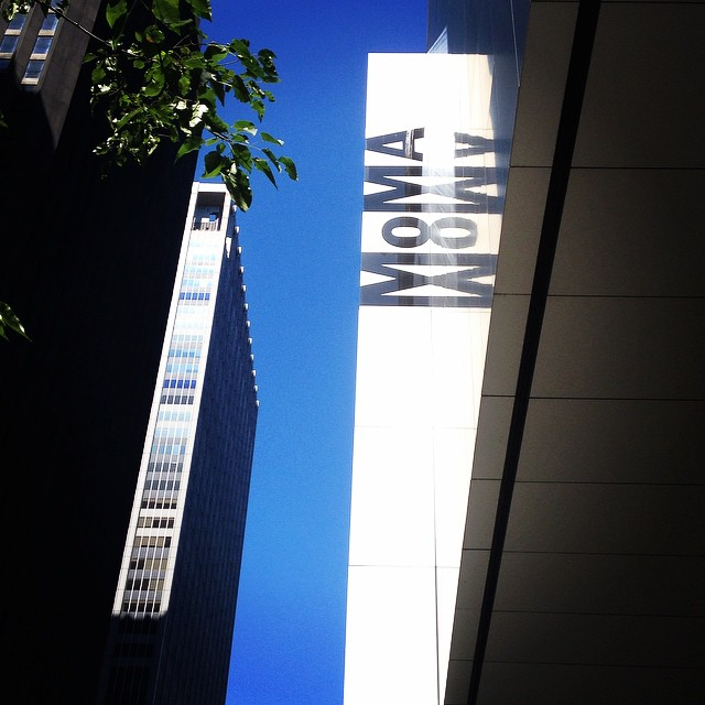 Today we visited MoMA, a fabulous mix of art and artists :) a must see in NYC!