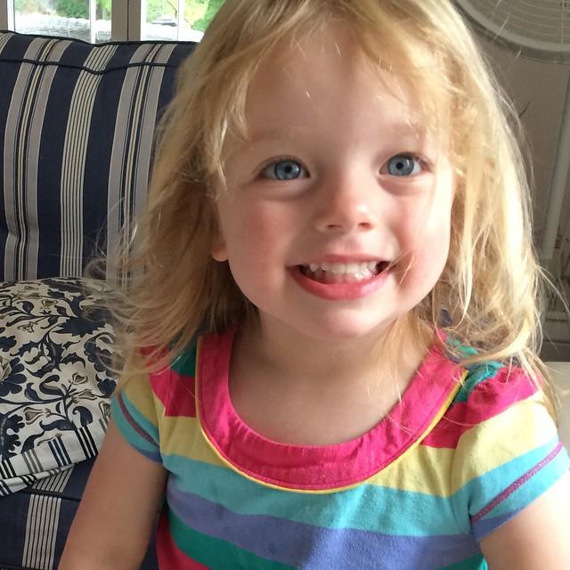 Love my smiley girl :)