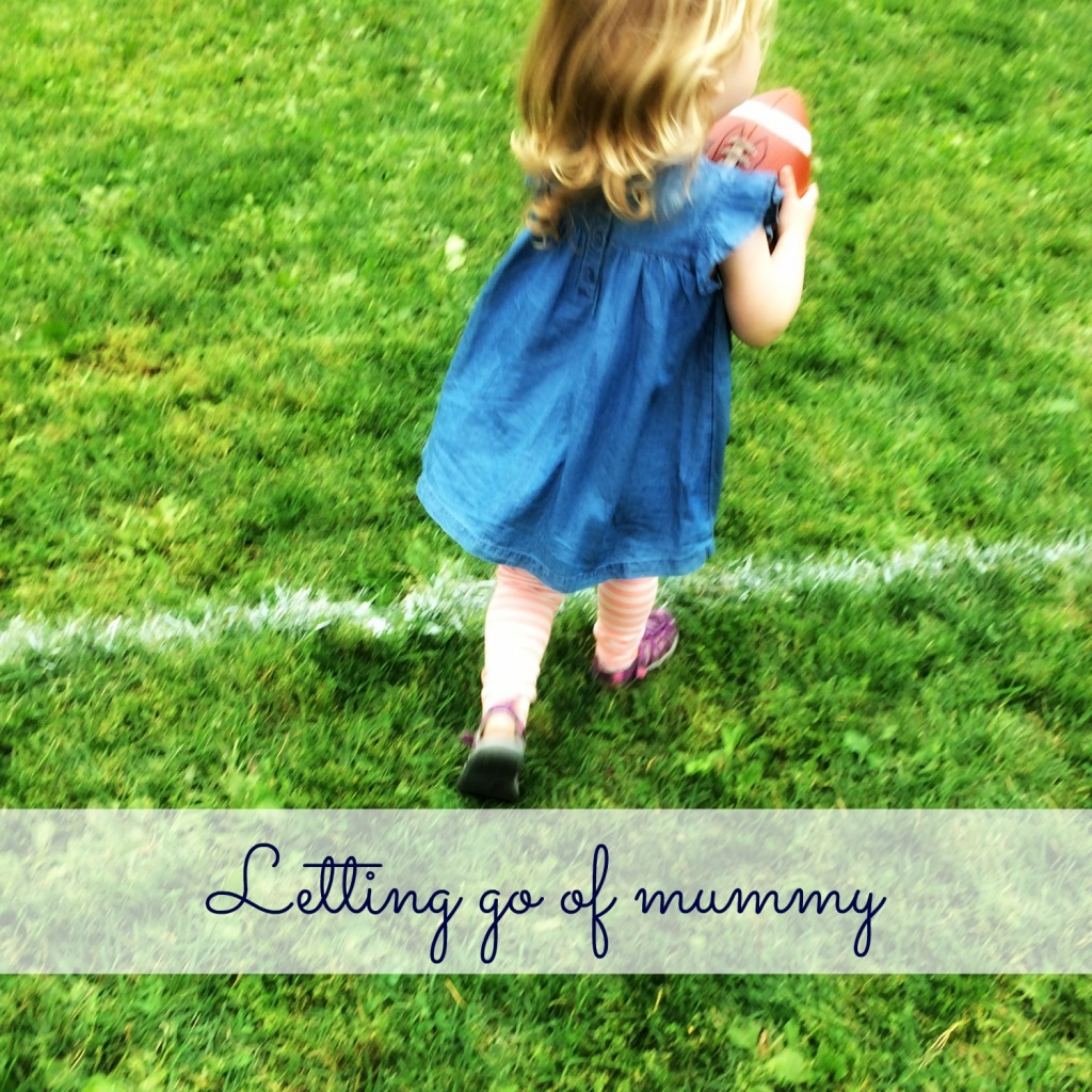 Letting go of mummy; taking a step towards independent toddler classes