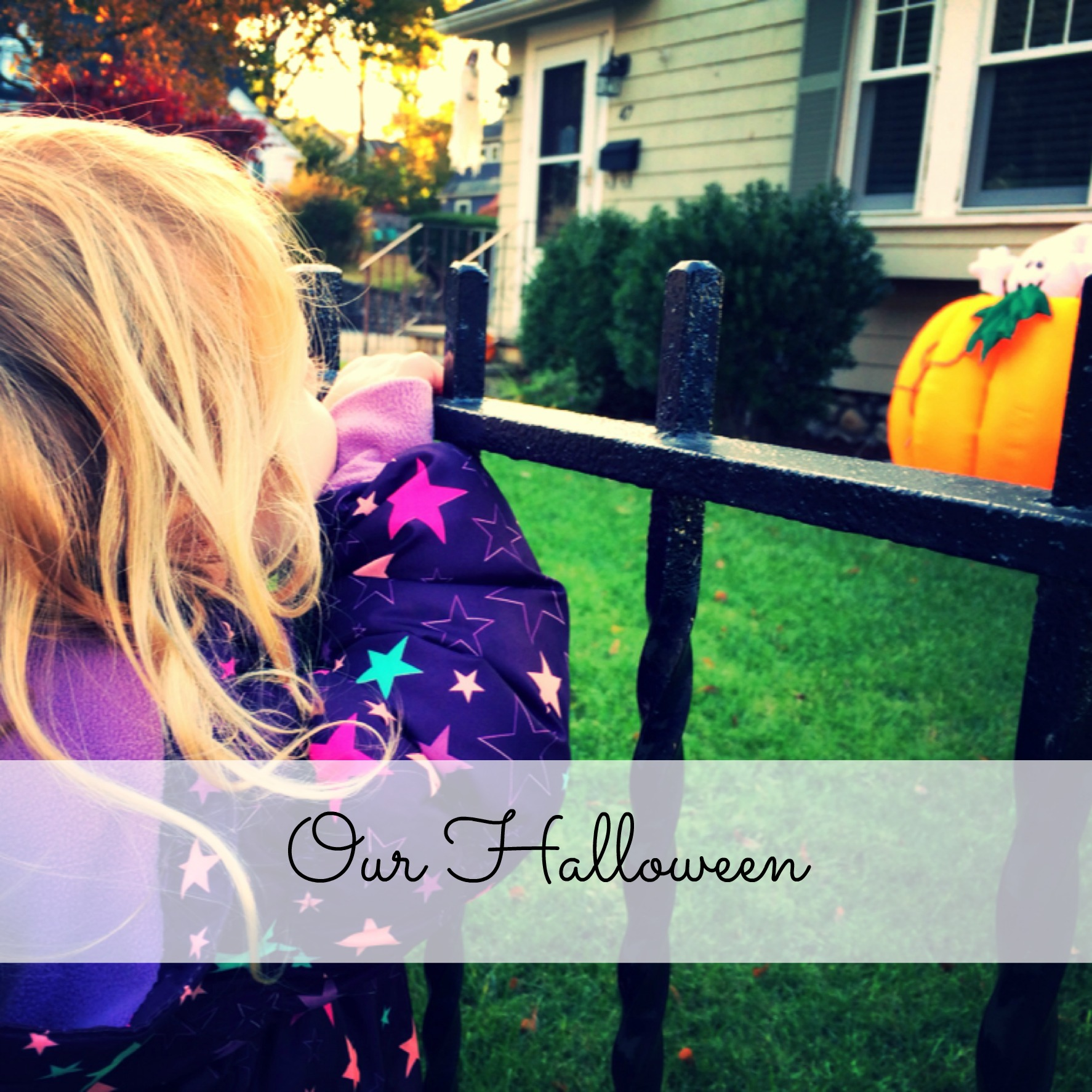 Country Kids: Our Halloween