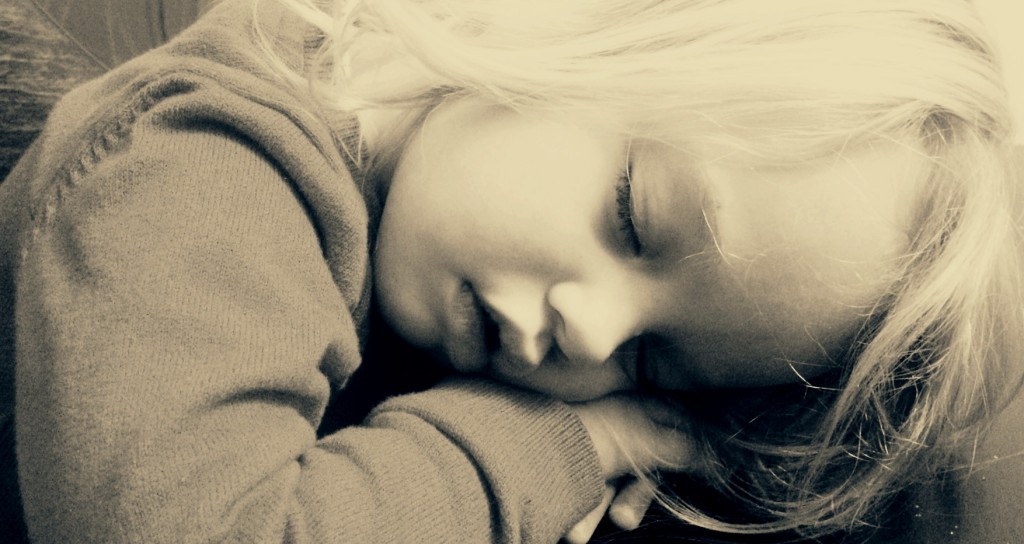Alphabet Photography Project: A is for Asleep