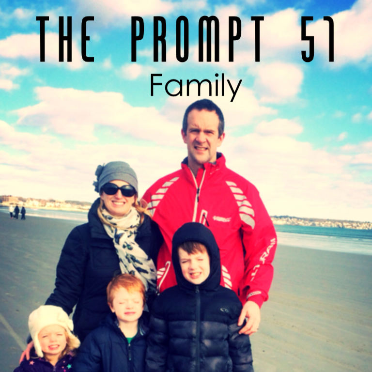 The Prompt: Family