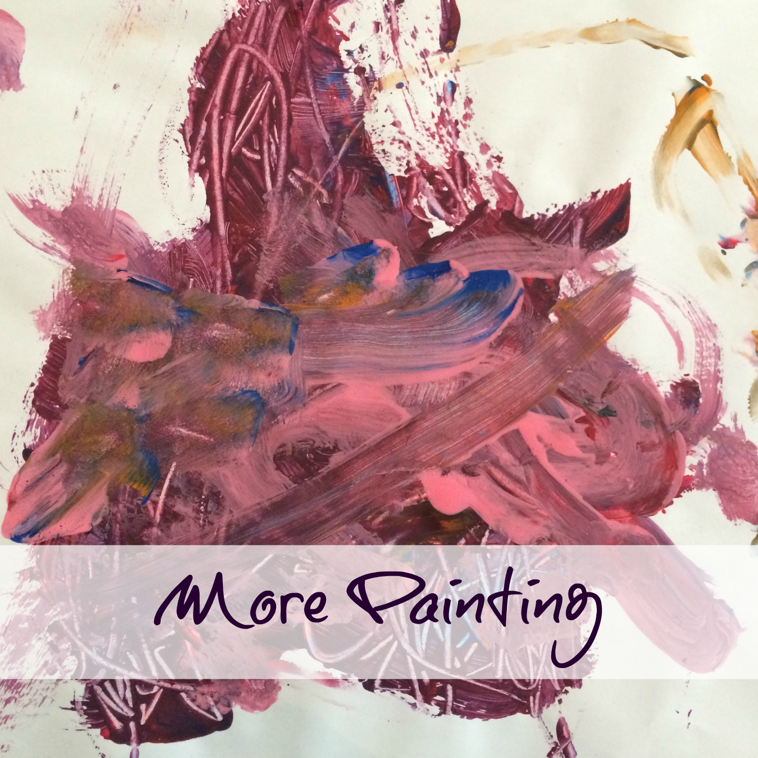 Make: more painting