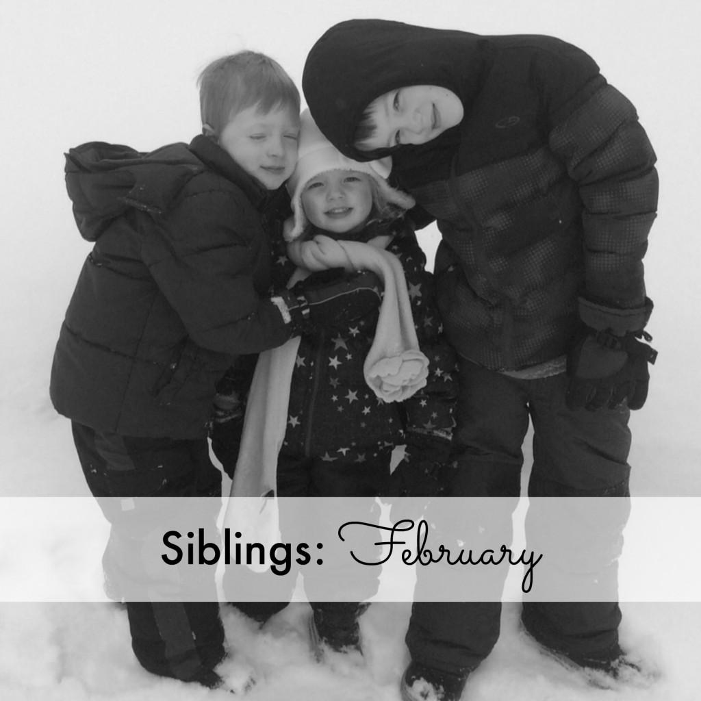 Siblings February 2015
