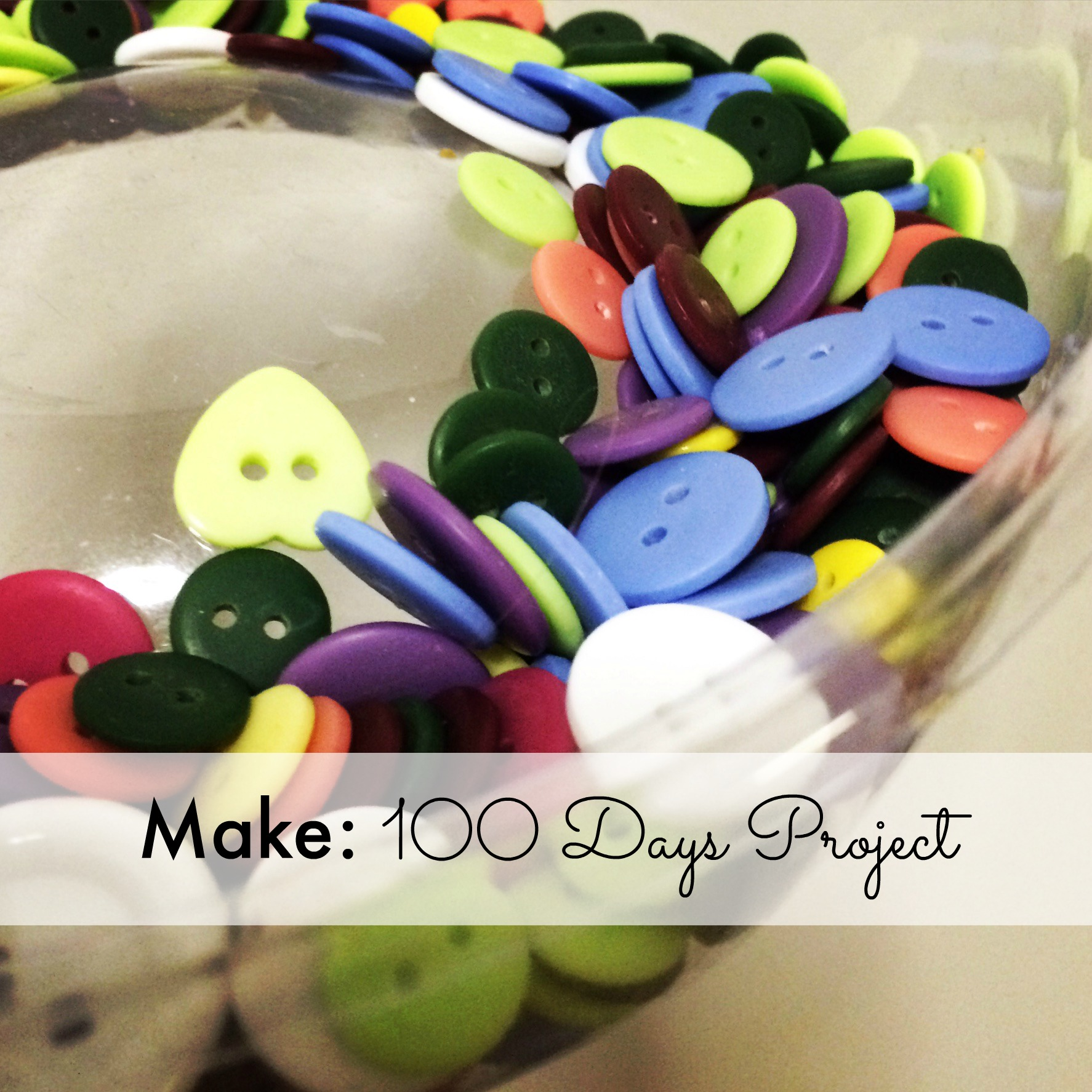 Make: 100 Days Project: 100 buttons with a Skylander theme