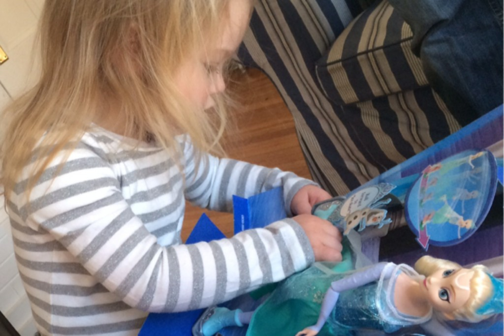 The joy of Elsa 2