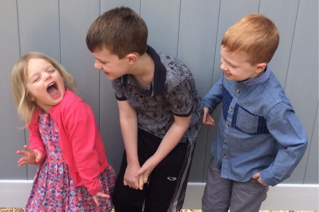 Siblings April 2