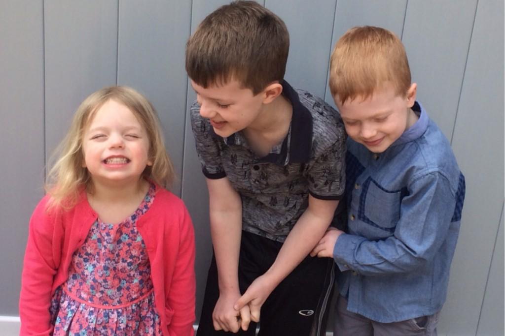 Siblings April 3