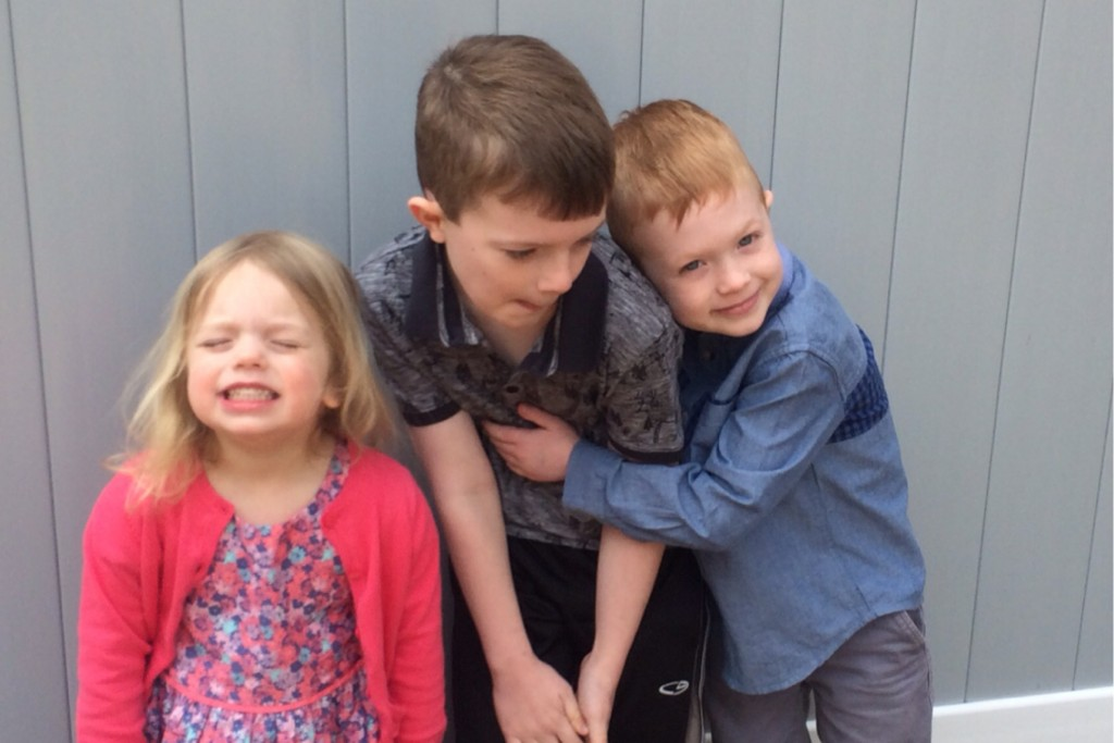 Siblings April 4