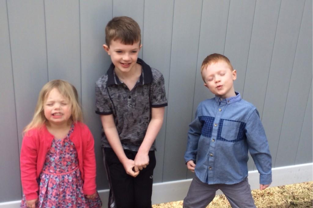 Siblings April 6