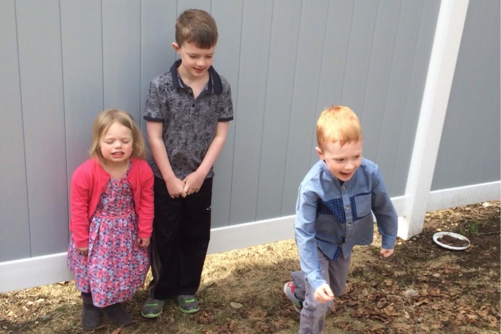Siblings April 8