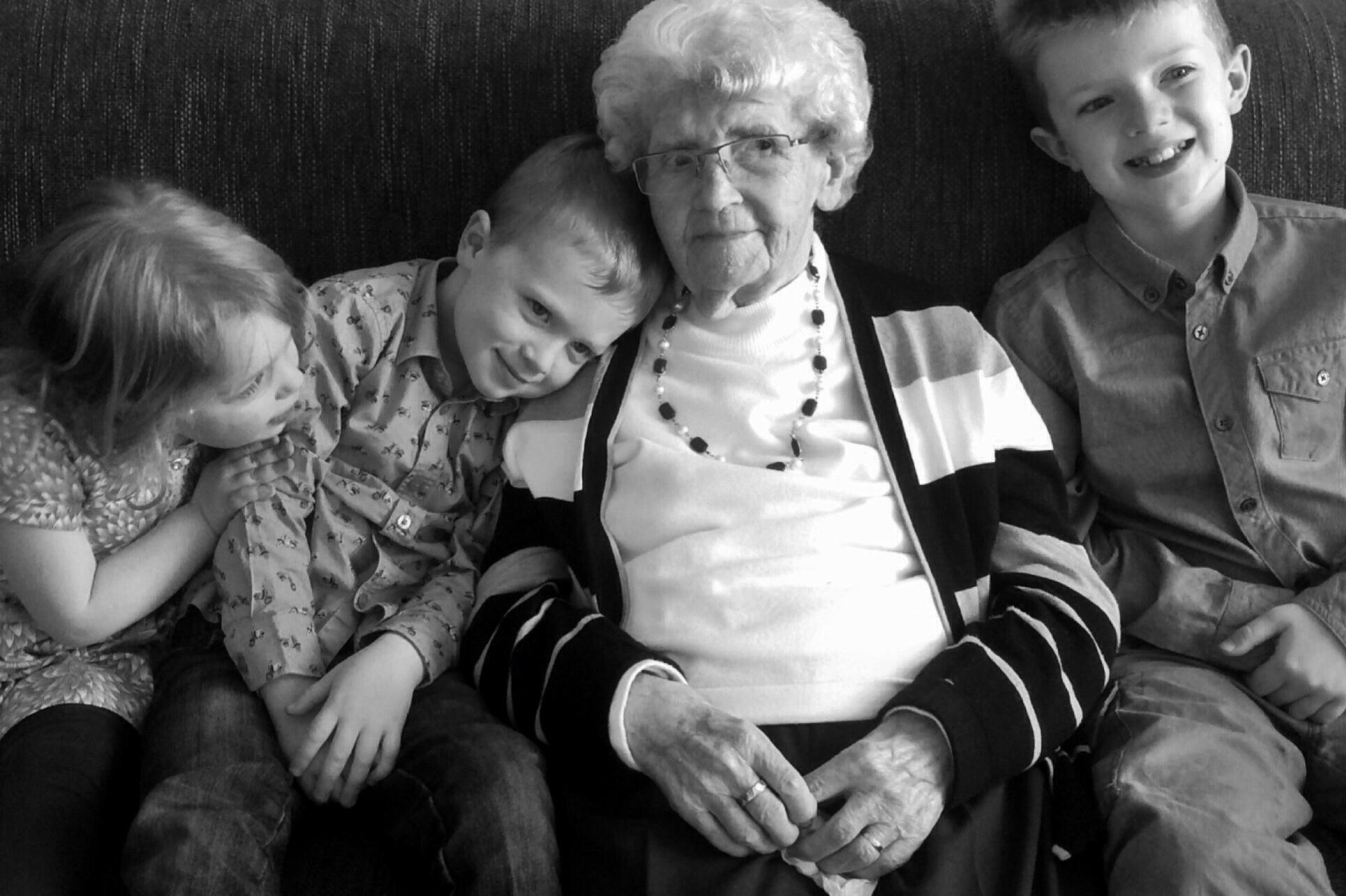 Childhood: Great Granny