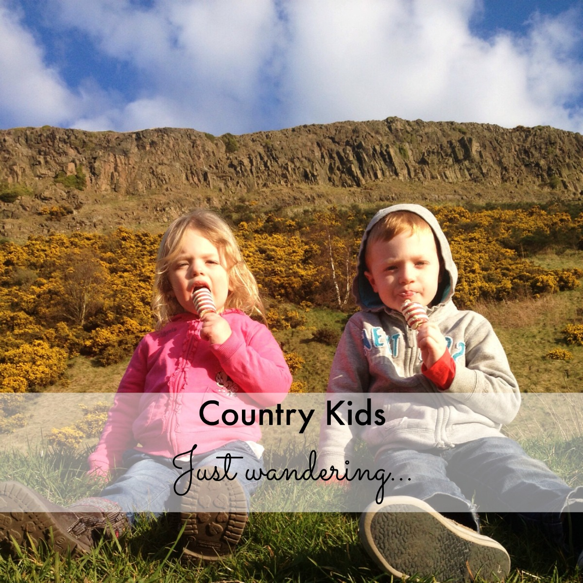 Country Kids: just wandering…