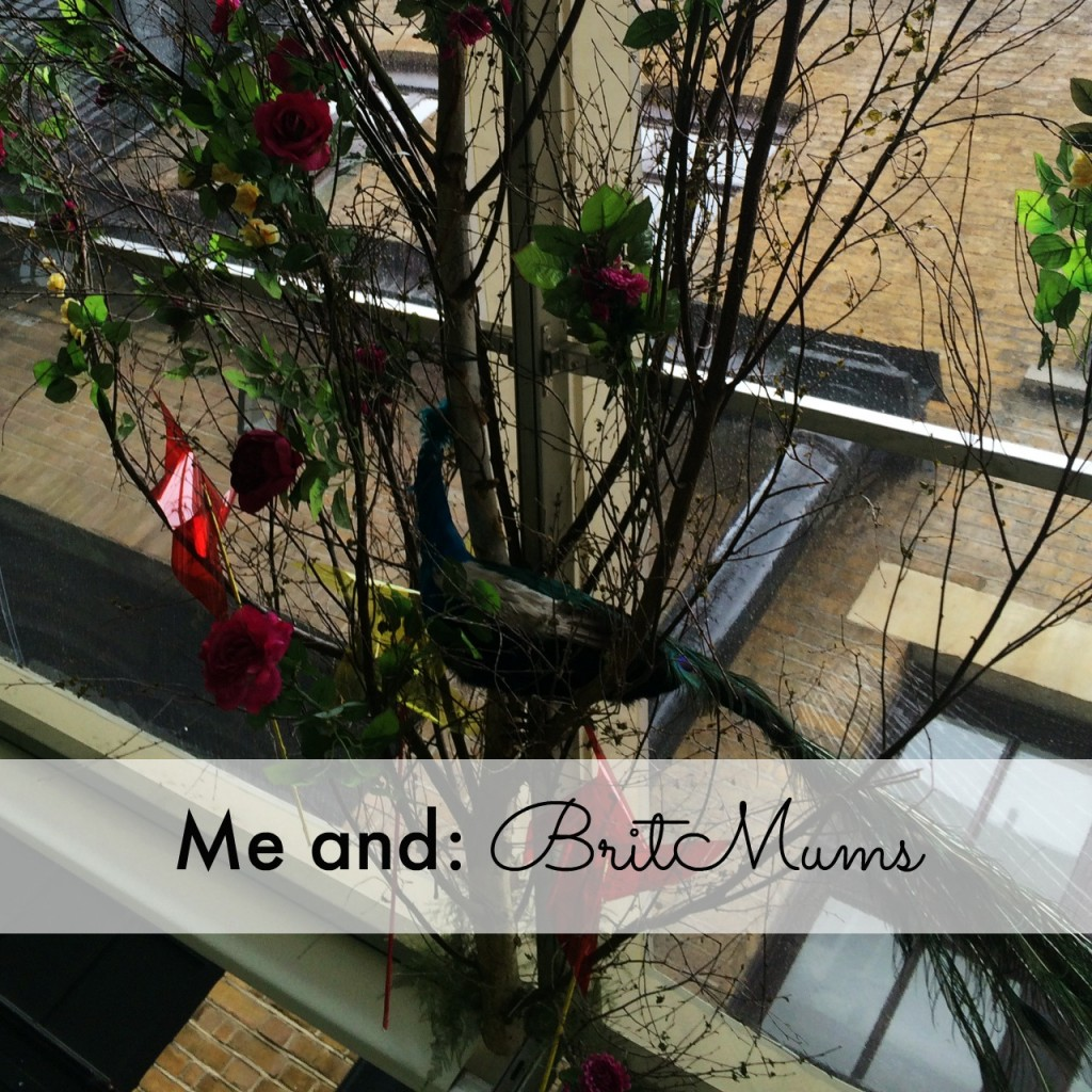 Me and: BritMums Live 2015