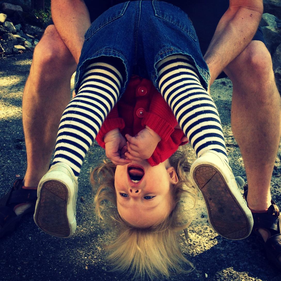 Rewind: upside down