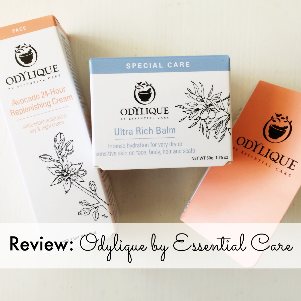 Review: Odylique by Essential Care