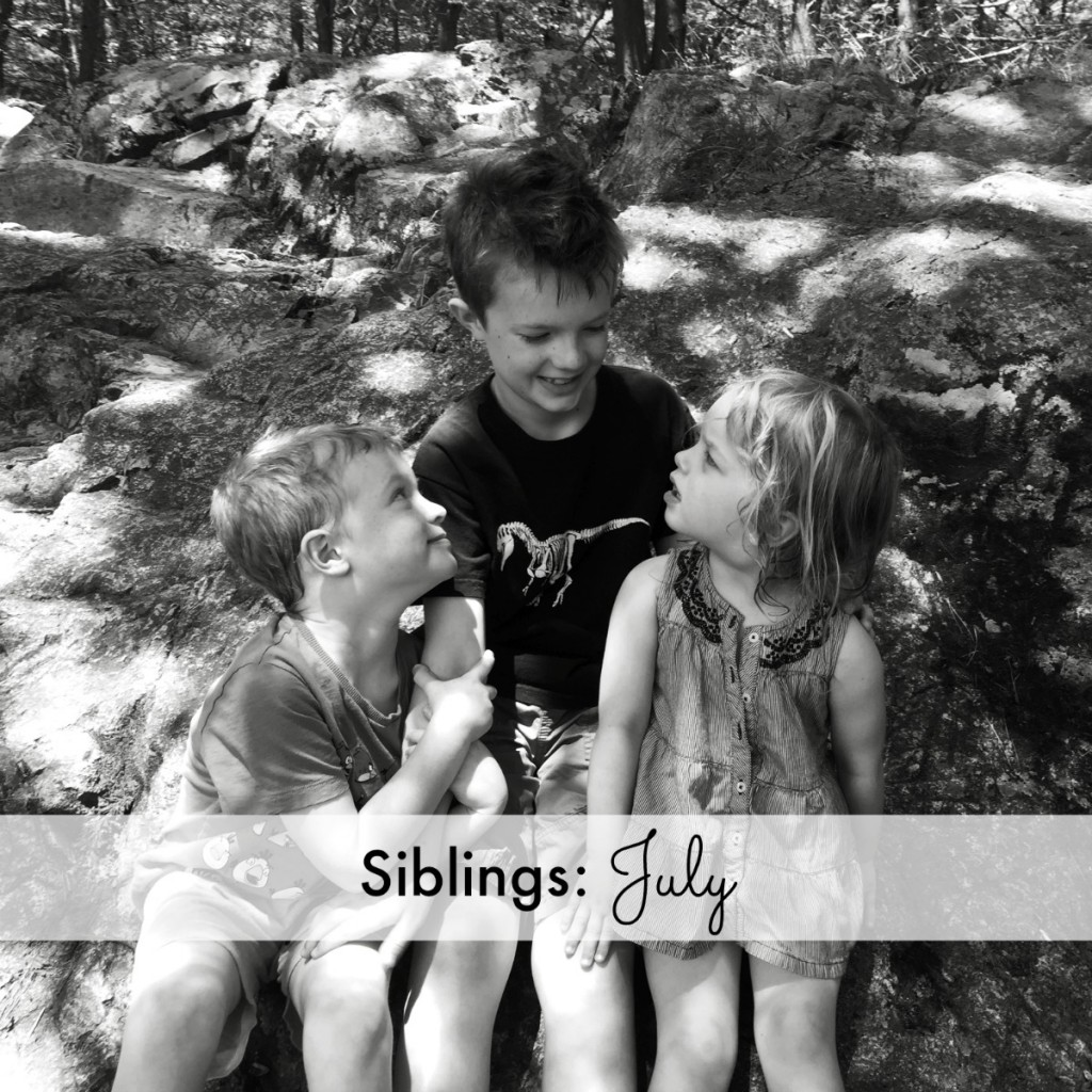 Siblings: July 2015