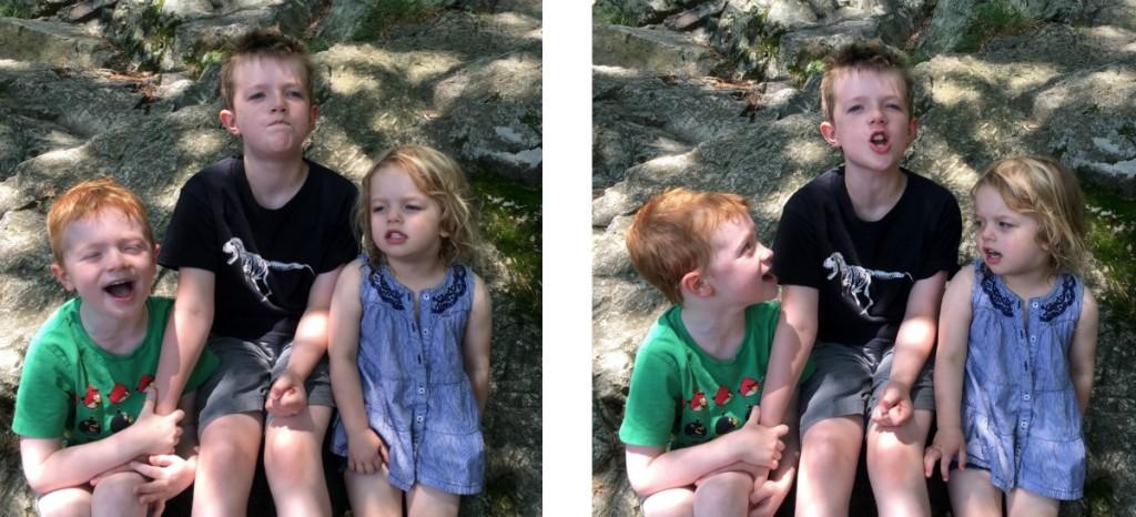 Siblings July 6