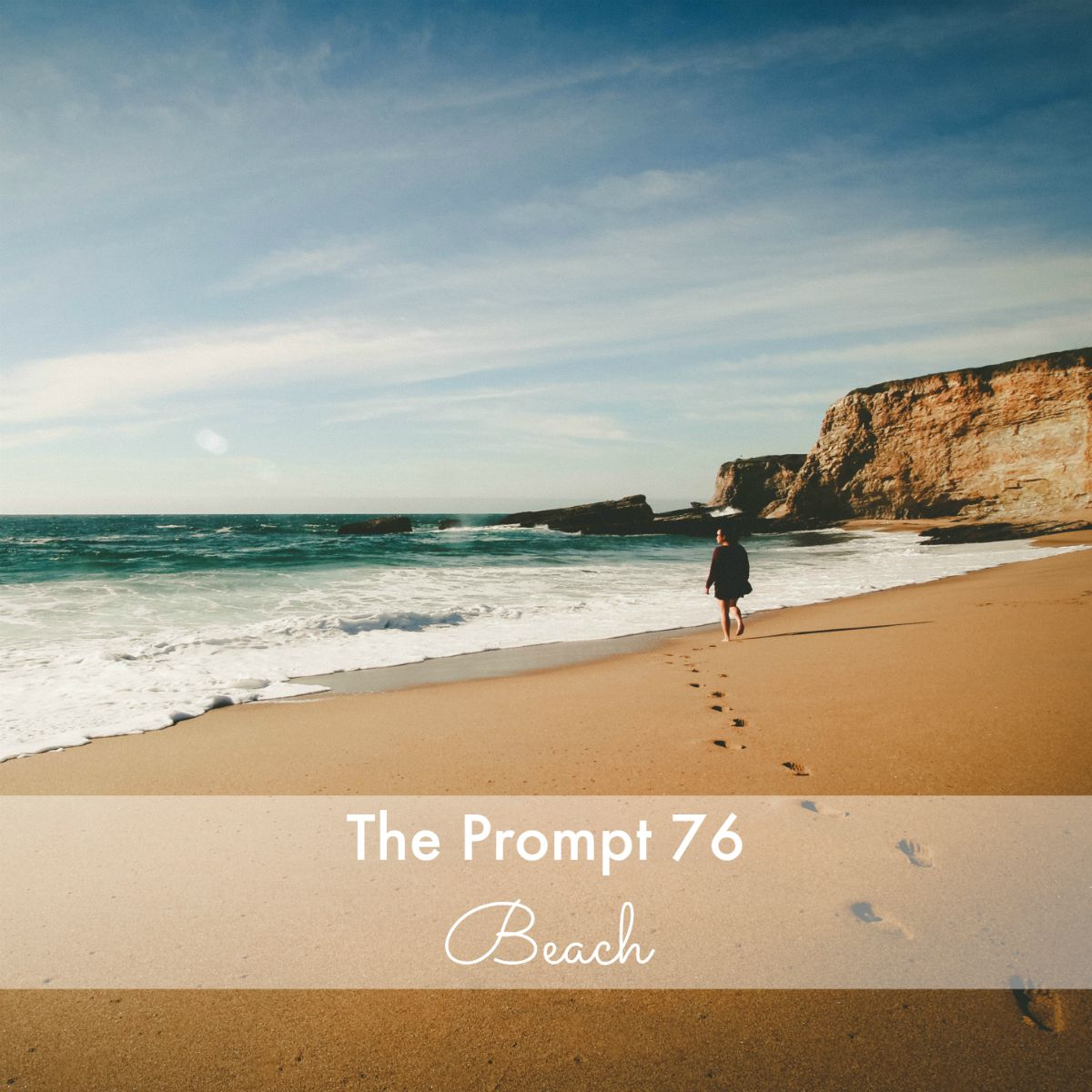 The Prompt: Beach