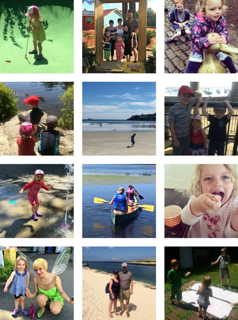 Bucket List Update 2 Collage