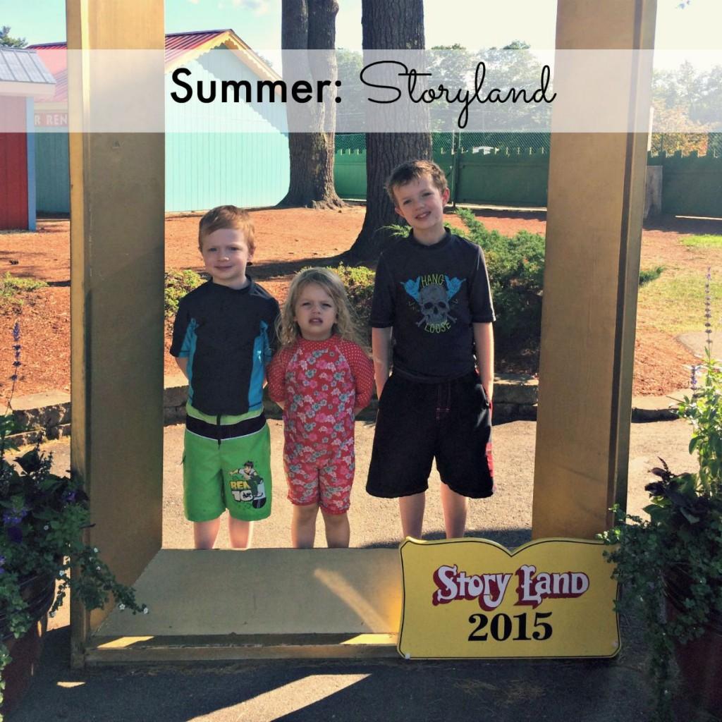 Summer: Storyland, NH