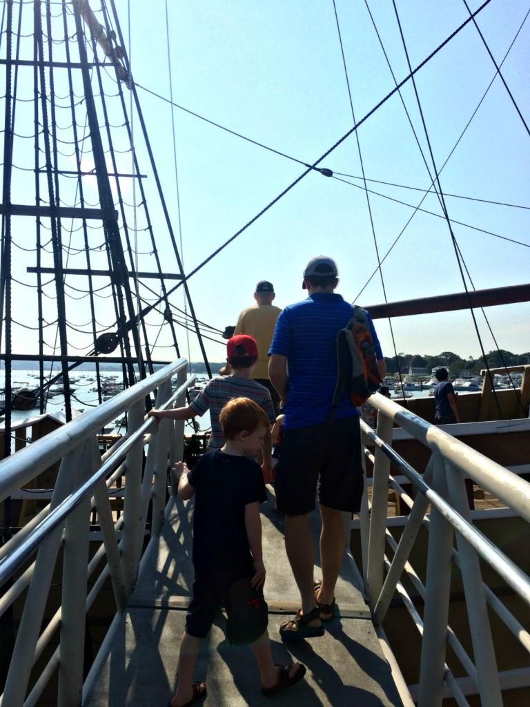 Mayflower 4