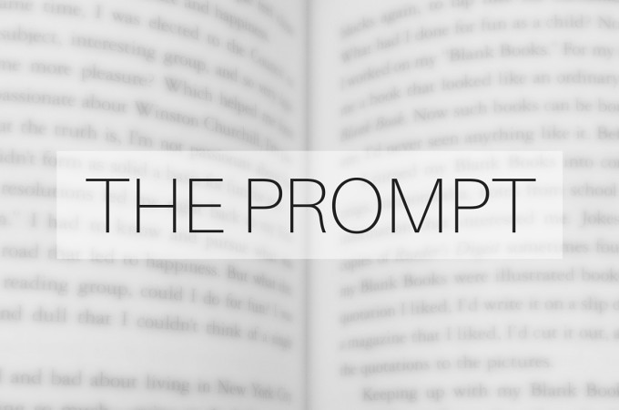 The Prompt: Week 148